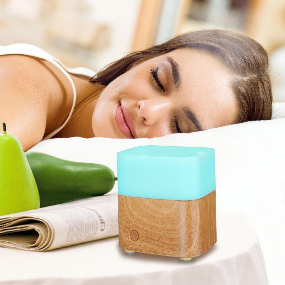 difusores de aromas relajantes