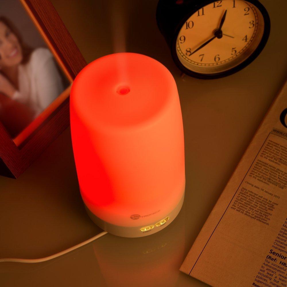 difusores aromaterapia led