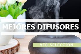 mejores difusores de aceites esenciales